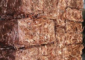 Wholesale bottle belt: Copper Wire Scrap