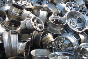 Wholesale aluminum scraps: Aluminum Alloy Wheels Scrap