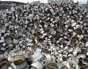 Wholesale aluminum wheel: Clean Aluminum Wheel Scrap