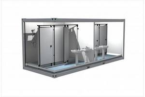 Wholesale marine flooring for sup: Container Shower Room Container Toilet Portable Shower and Toilet Room