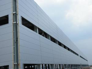 Wholesale metal wall: Polyurethane Sandwich Panel / Metal PU PIR Sandwich Roof Panel Wall Panel