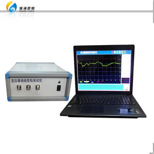 Wholesale sfra test: SFRA Sweep Frequency Response Analysis Transformer Winding Deformation Tester