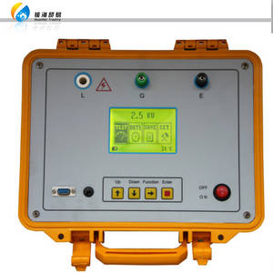 Wholesale relay test kit: Hot Sale Low Price 5kv 10kv Megger Meter Digital Insulation Resistance Tester