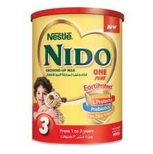 Nestle Nido Kinder 1+ Red Cap Milk Powder 400g Arabic Text