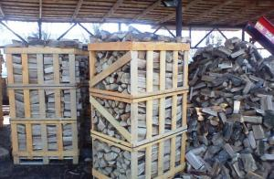 Wholesale refrigerated truck box: Fire Wood