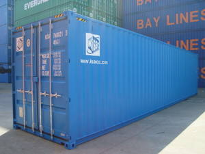 Wholesale inland trucking: Shipping Container