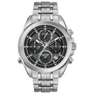 Wholesale Antique Watches: Bulova Precisionist Men's 96B260 Chronograph