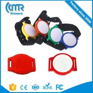Wholesale rfid bracelet: Nylon RFID Watch Bracelet