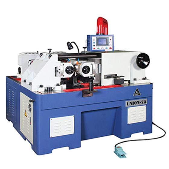 Sell Hydraulic Thru Feed Thread Rolling Machine