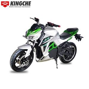 Wholesale new tyres: KingChe Electric Motorcycle DMS     White Electric Motorcycle    8000w Electric Motorcycle