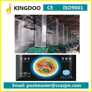 Wholesale non-fried: Non-fried Instant Cup and Bowl Noodle Production Line