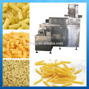 Wholesale pasta product line: Pasta and Macaronis Noodle Production Line