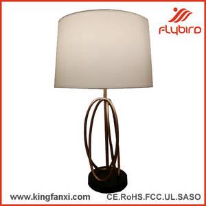 Decorative Hotel Metal Table Lamp