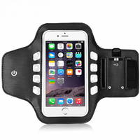 LED Armband for Cellphone  Flashing Light for Night Sports