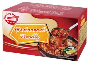 Wholesale Noodles: Sell Noodle Non-fried Instant Healthy Restaurant Noodle Not Egg