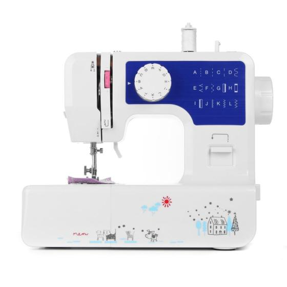 JG-1602 Household Embroidery Sewing Machine Green Appliance Stable Portable Sewing Machine