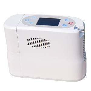 Wholesale oxygen concentrator: Kingon 1L Mini Portable Oxygen Concentrator - P2 with Battery