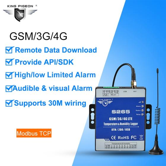 Sell industrial Temperature and Humidity  alarm system