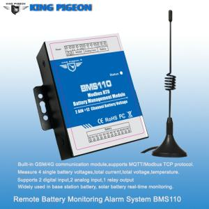 Wholesale solar battery machine: Bms 110 Remote Battery Monitoring Systems