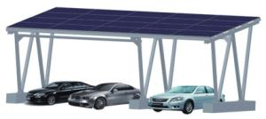 Wholesale solar home system: Solar Aluminum Carport System for Residential Home or Commercial Use