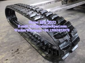 Wholesale profile mould: CAT E70 E110B 308 Rubber Track