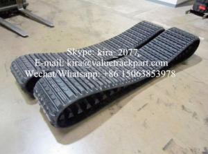 Wholesale u profile steel: AIRMANN AX50 AX50U AX58 Rubber Track