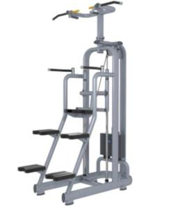 Wholesale training equipment: AC-A023 Assisted Chin Up Training Machine/Gym Equipment /Fitness Equipment
