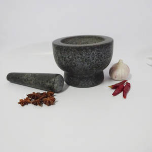 Wholesale spices & herbs: Granite Herb Spice Grinder