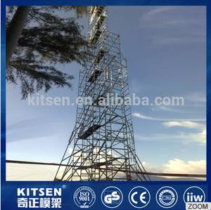 Wholesale Scaffoldings: Kitsen Aluminum Scaffolding Tower