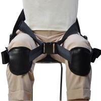 Factory Price New Product Back Support Belt with Lumbar Pad and Shoulder Straps