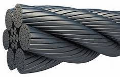 Wholesale non-rotation steel wire rope: API 9A Steel Wire Rope
