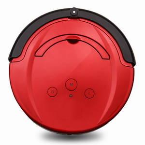 Wholesale automatic carpet cleaner: Press Control Robot Vacuum Cleaner E21