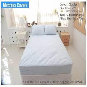 Wholesale waterproof mattress protector: Anti Dust Mites Mattress Cover