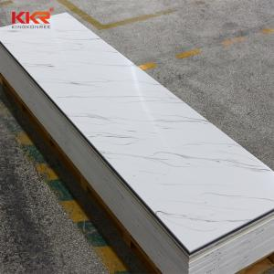 Wholesale chemical resistant countertope: KKR Corian Artificial Stone Acrylic Solid Surface Sheets