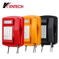 Heavy Duty Telephone KNSP-18 with LCD Display