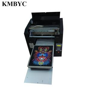 Wholesale t shirt printing machine: BYC168-2.3 Digital Inkjet T Shirt Printer Customized T Shirt Printing Machine