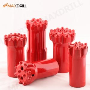 Wholesale 89mm button bit: Maxdrill T45 89MM Tungsten Carbide Button Bit for Tunneling