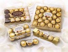 Wholesale ferrero rocher t30: Ferrero Rocher T30 X 3 X 4, 375g All Packaging Available