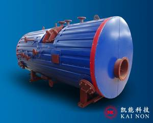 Wholesale exhaust system: Waste Heat Recovery System Generator Sets Exhaust Gas Boiler for Power Generation