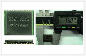 Wholesale rf attenuator fixed: GPS Module (SLE-1513)