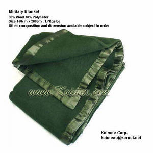 Wholesale blankets: Military Blanket