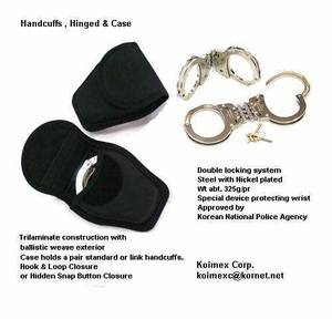 Wholesale Other Iron: Handcuffs & Case