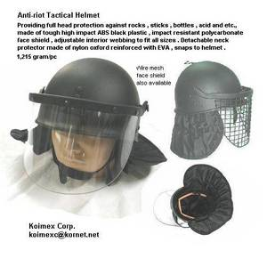 Wholesale tactical: Ant-riot Tactical Helmet