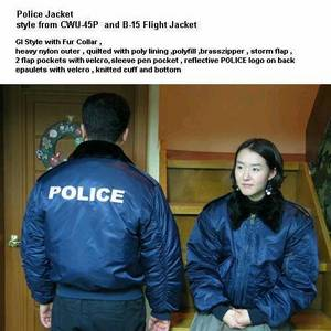 Wholesale jacket: Police Jacket