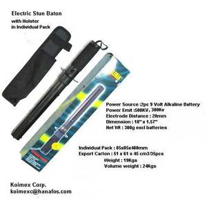 Wholesale stun baton: Electric Stun Baton