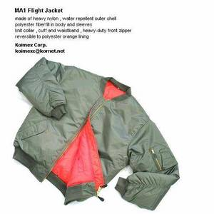 Wholesale jackets: Military Flight Jacket