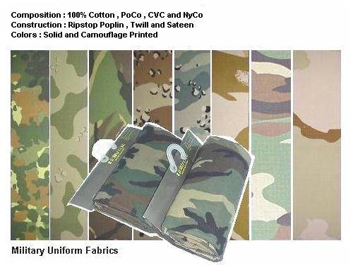 Uniform Fabric