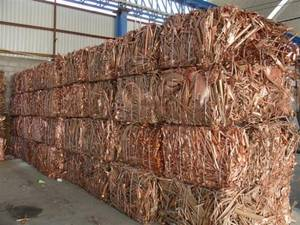 Wholesale scrap ingots: Copper Scrap and Copper Ingots