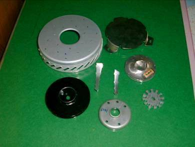 Industrial Vacuum Cleaner Parts Motor Parts Id 3318557