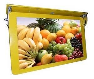 Wholesale lcd advertising player: 22 Inch Bus LCD Advertising Player